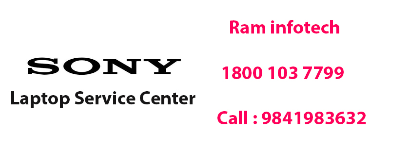 Sony Laptop Service Center